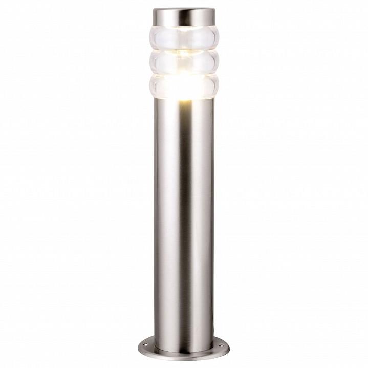Наземный низкий светильник Arte Lamp Portico 4 A8381PA-1SS уличный светильник arte lamp portico a8381pa 1ss