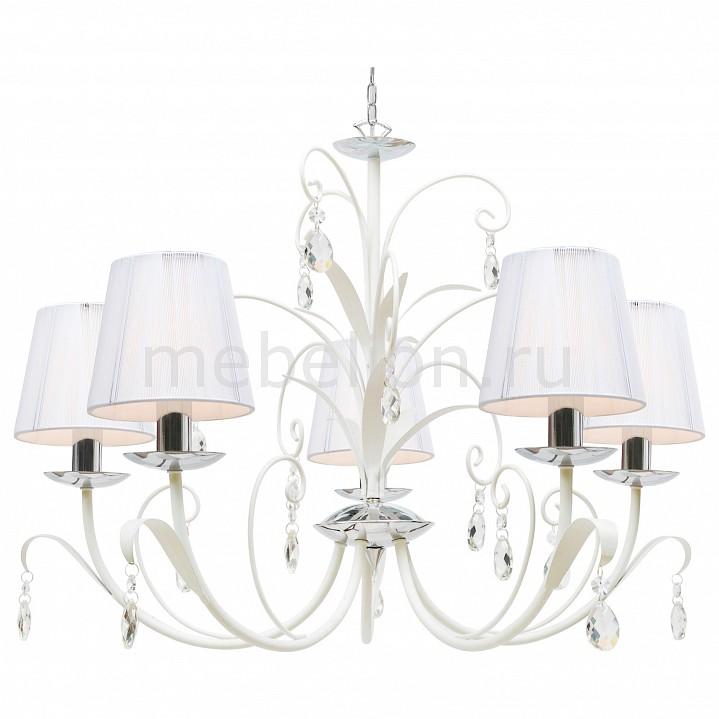 Подвесная люстра Arte Lamp Romana Snow A1743LM-5WH arte lamp a1743lm 5wh