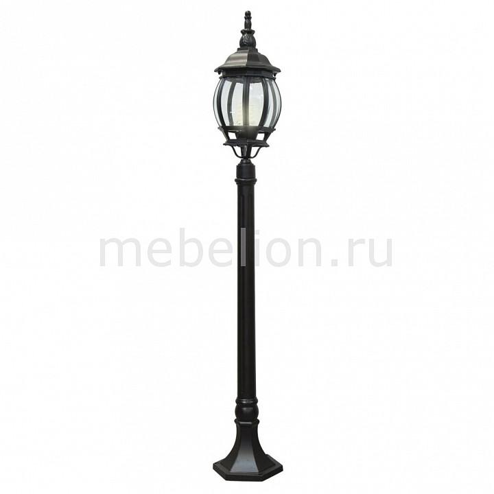 Наземный высокий светильник Feron 8110 11106 gt 8110 black