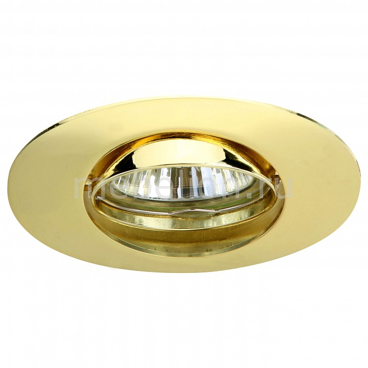 Комплект из 3 встраиваемых светильников Arte Lamp Saturn A2109PL-3GO arte lamp a6211pl 3go