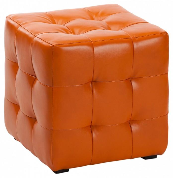 Пуф ПФ-1 оранжевый mebelion.ru 2590.000