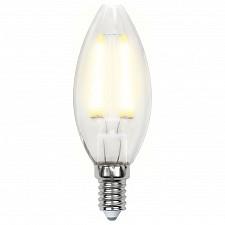 Лампа светодиодная E14 220В 6Вт 3000K LEDC356WWWE14FRPLS02WH