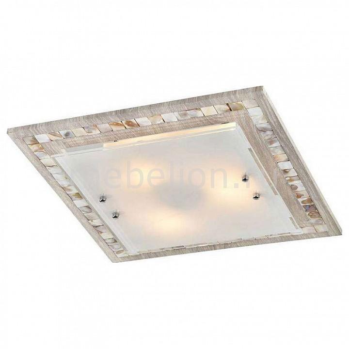 Накладной светильник Freya Simmetria FR4810-CL-03-W настенно потолочный светильник maytoni simmetria fr4810 cl 01 w