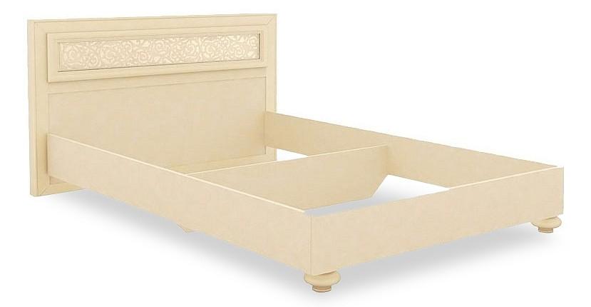 Кровать двуспальная Александрия 625170.000  журнальный столик курган