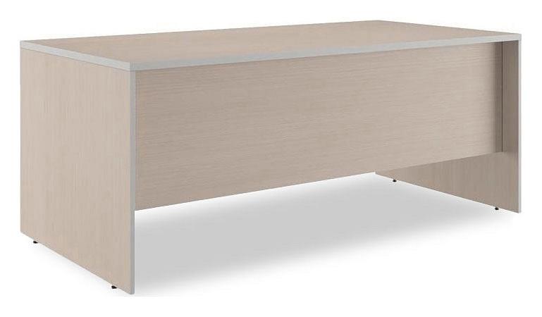 Стол для руководителя Pointex Свифт-1 canghpgin светлый серый цвет номер м