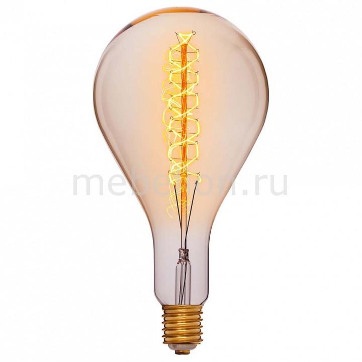 Лампа накаливания Sun Lumen PS160 E40 240В 95Вт 2200K 053-716
