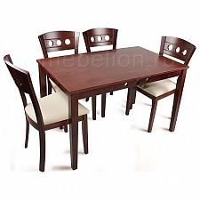 Набор обеденный Woodville Лиана 1035