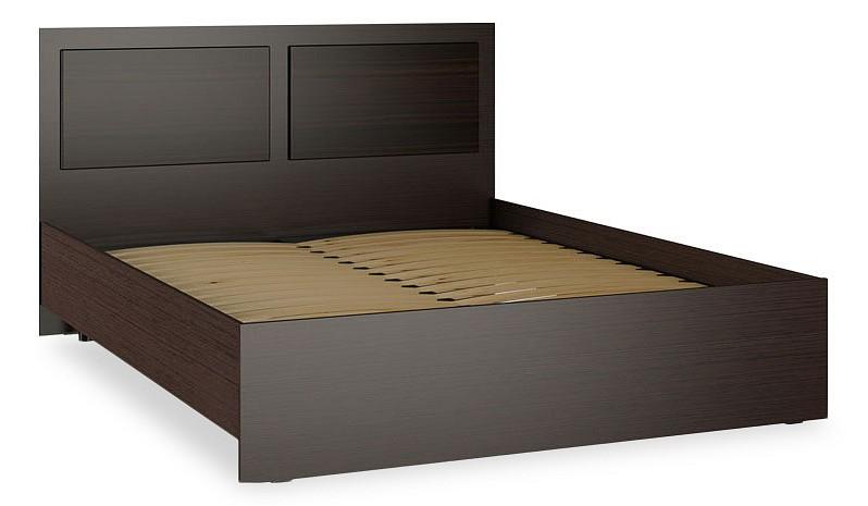 Кровать двуспальная Компасс-мебель Александрия АМ-13 любимыйдом кровать двуспальная александрия 625170 000