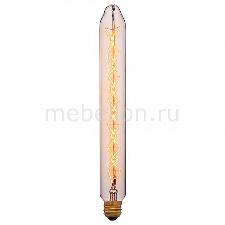 Лампа накаливания Sun Lumen T38-300 E27 240В 60Вт 2200K 052-207