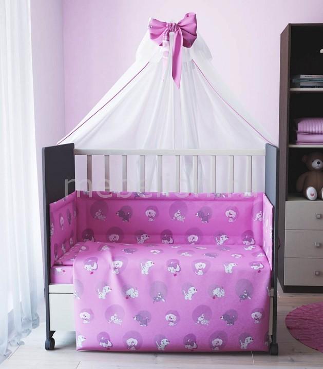 Комплект с одеялом детский Фея Наши друзья аксессуары для кроваток l abeille балдахин вуаль