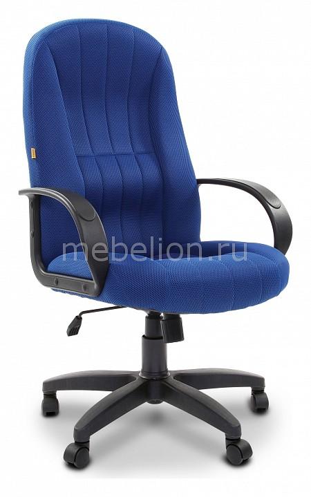 Кресло компьютерное Chairman 685 синий/черный