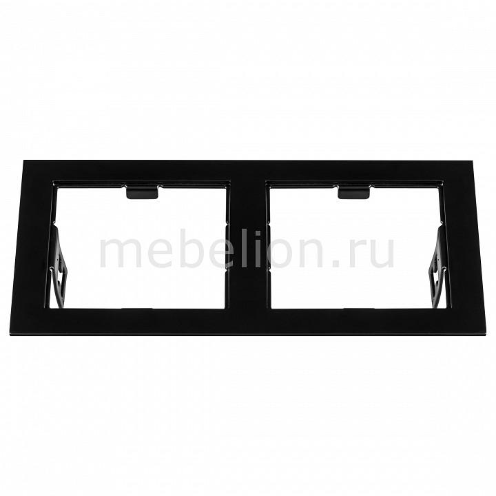 Рамка на 2 светильника Lightstar Domino 214527