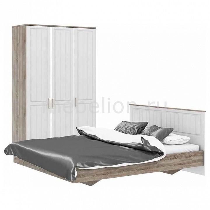 Гарнитур для спальни Мебель Трия Прованс cтенка для гостиной трия нео пм 106 00 дуб сонома