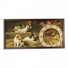 Настенные часы (60х30 см) 3060-2