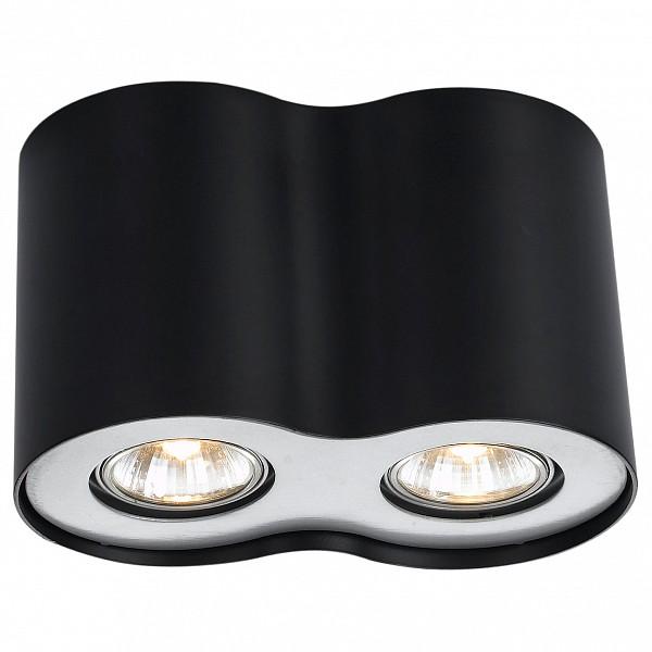 Накладной светильник Arte LampFalcon A5633PL-2BKАртикул - AR_A5633PL-2BK, Бренд - Arte Lamp (Италия), Серия - Falcon, Гарантия, месяцы - 24, Рекомендуемые помещения - Офис, Длина, мм - 200, Ширина, мм - 110, Высота, мм - 130, Размер упаковки, мм - 110x200x130, Цвет арматуры - черный, Тип поверхности арматуры - матовый, Материал арматуры - металл, Лампы - галогеновая ИЛИсветодиодная [LED], цоколь GU10; 220 В; 50 Вт, , Тип колбы лампы - полусферическая с рефлектором, Класс электробезопасности - I, Общая мощность, Вт - 100, Лампы в комплекте - отсутствуют, Общее кол-во ламп - 2, Степень пылевлагозащиты, IP - 20, Диапазон рабочих температур - комнатная температура, Масса, кг - 1,392<br><br>Артикул: AR_A5633PL-2BK<br>Бренд: Arte Lamp (Италия)<br>Серия: Falcon<br>Гарантия, месяцы: 24<br>Рекомендуемые помещения: Офис<br>Длина, мм: 200<br>Ширина, мм: 110<br>Высота, мм: 130<br>Размер упаковки, мм: 110x200x130<br>Цвет арматуры: черный<br>Тип поверхности арматуры: матовый<br>Материал арматуры: металл<br>Лампы: галогеновая ИЛИ&lt;br&gt;светодиодная [LED],цоколь GU10; 220 В; 50 Вт,<br>Тип колбы лампы: полусферическая с рефлектором<br>Класс электробезопасности: I<br>Общая мощность, Вт: 100<br>Лампы в комплекте: отсутствуют<br>Общее кол-во ламп: 2<br>Степень пылевлагозащиты, IP: 20<br>Диапазон рабочих температур: комнатная температура<br>Масса, кг: 1,392