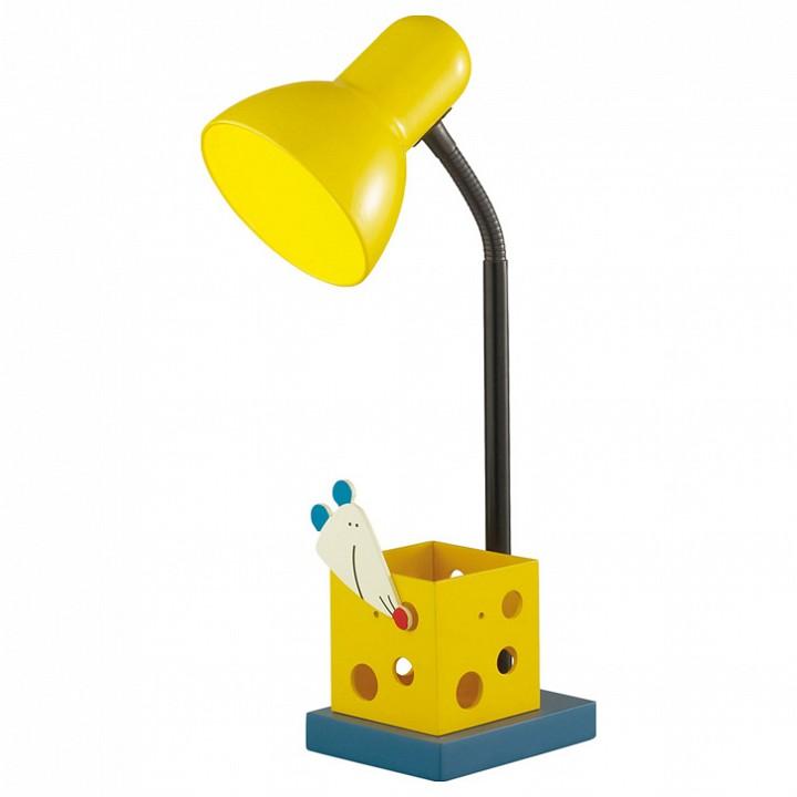 Настольная лампа декоративная Miki 2289/1A mebelion.ru 2028.000