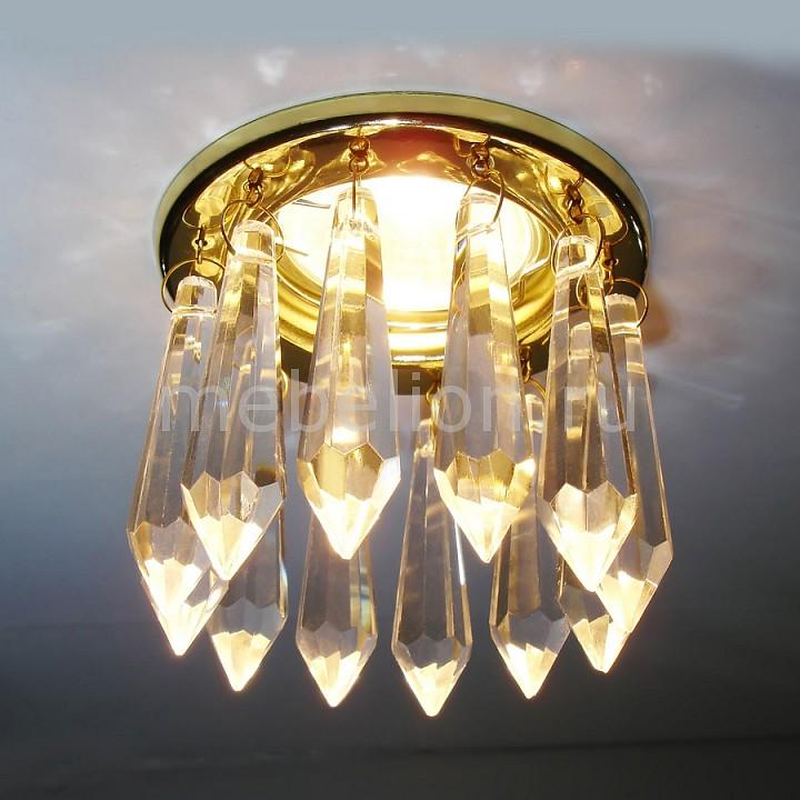 Встраиваемый светильник Brilliant A7001PL-1GO mebelion.ru 570.000
