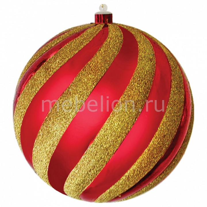 Елочный шар (20 см) карамель 502-068