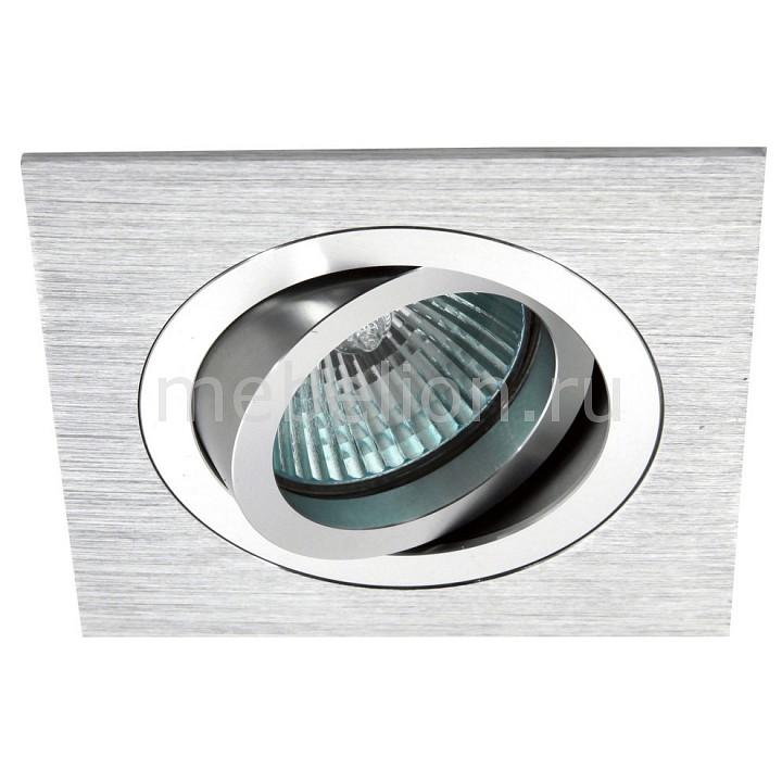 Встраиваемый светильник Donolux SA1520-Alu светильник donolux sa1541 sa1543 alu