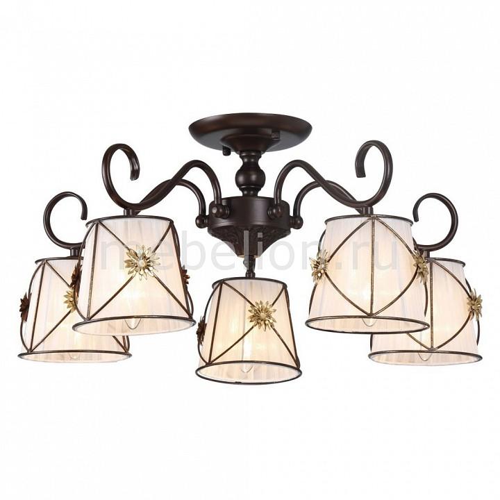 Люстра на штанге Arte Lamp Fortuna A5495PL-5BR arte lamp a5495pl 5br