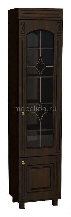 Шкаф-витрина Элизабет ЭМ-4