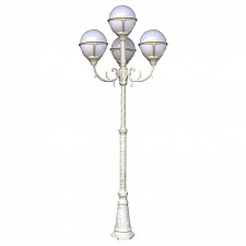 Фонарный столб Arte Lamp A1497PA-4WG Monaco