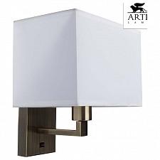 Бра Arte Lamp A9248AP-1AB Hall