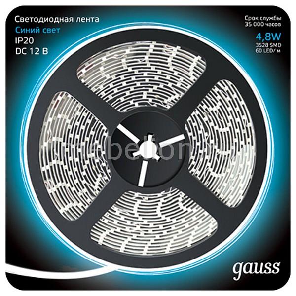 Лента светодиодная Gauss Gauss 312000505
