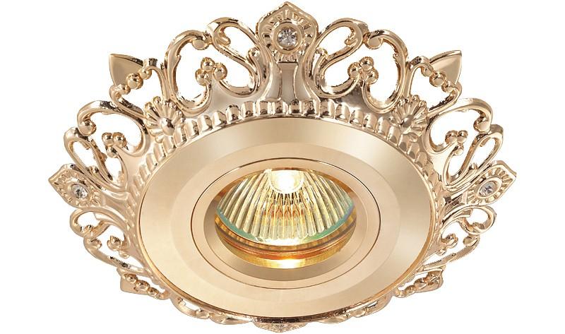 Встраиваемый светильник Novotech 369941 Vintage