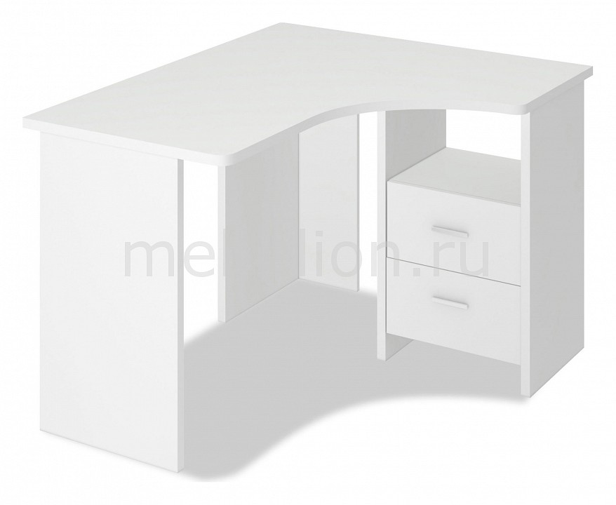 Стол письменный Merdes Домино Лайт СКЛ-Угл 120 домино cube 75 правый