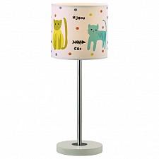 Настольная лампа декоративная Cats 2279/1T