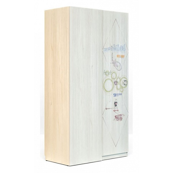 Шкаф платяной Сканд-Мебель