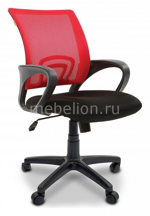 Кресло компьютерное Chairman 696 красный/черный  тумбочка под телевизор пенза