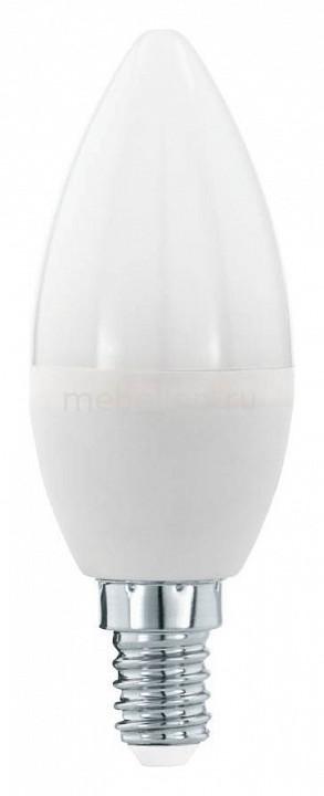 Купить Лампа светодиодная диммируемая С37 E14 5, 5Вт 3000K 11645, Eglo, Австрия