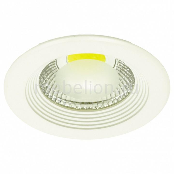 Встраиваемый светильник Arte Lamp A6406PL-1WH Uovo
