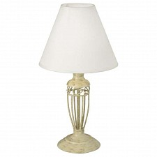 Настольная лампа декоративная Antica 83141
