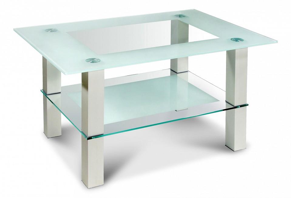 Стол журнальный Мебелик Гамма Кристалл 2