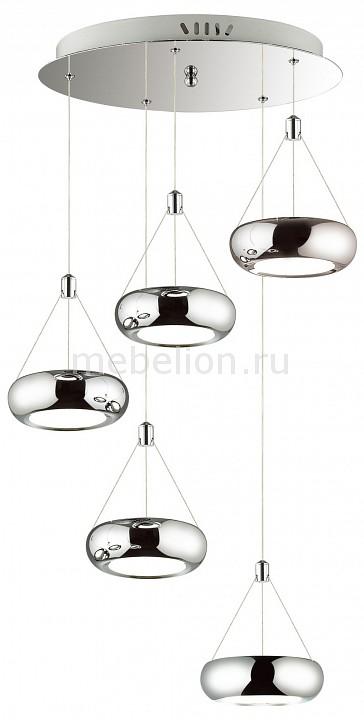 Подвесной светильник Teller 1700-5P Favourite Teller 1700-5P подвесной светильник favourite teller 1700 5p
