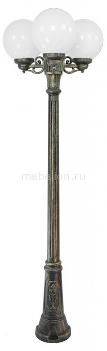Фонарный столб Fumagalli Globe 250 G25.156.S30.BYE27 horizon qc s30