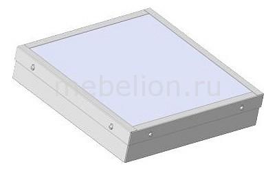 Накладной светильник TechnoLux TLF03 TG ECP 12472 телевизор kraft ktvc 3904ledt2d tg