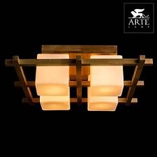 Накладной светильник Arte Lamp A8252PL-4BR Woods