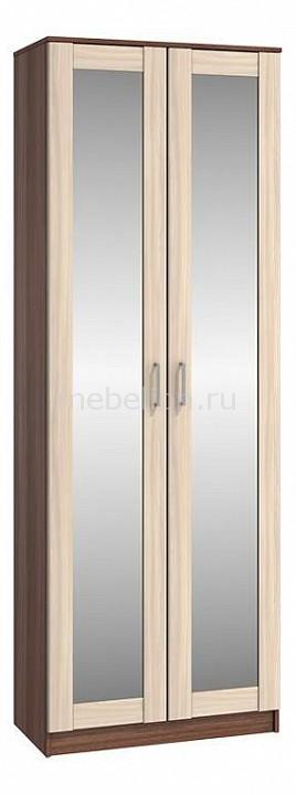 Шкаф платяной Сильва Фиджи НМ 013.02-02 шкаф для белья сильва фиджи нм 014 05 лр