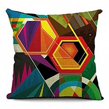 Подушка декоративная Cosmo (45х45 см) Geometry
