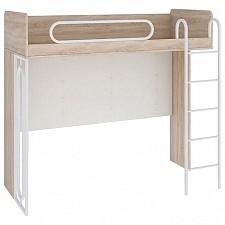 Кровать Мебель Трия Атлас ПМ-186.01 дуб сонома/хаотичные линии