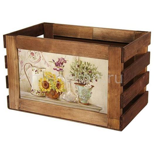 Ящик для хранения Акита Подсолнухи 816