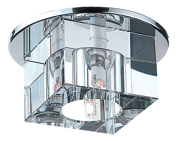Встраиваемый светильник Novotech 369381 Cubic