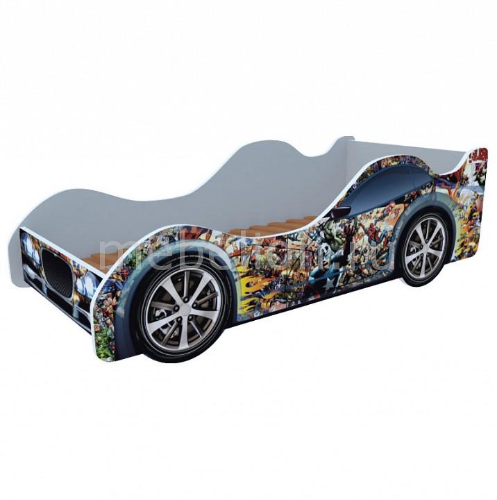 Кровать-машина Кровати-машины Комикс M038 кровать машина кровати машины молния m010