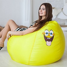 Кресло-мешок Губка Боб