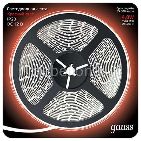 Лента светодиодная Gauss Gauss 312000705