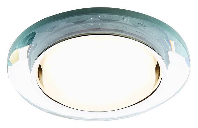 Встраиваемый светильник Ambrella GX53 G8077 G8077 CH